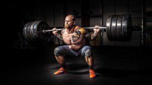 Jak nabrat svalovou hmotu – posilování